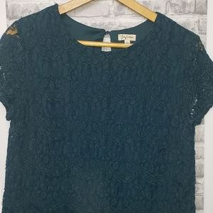 Lily white lace top